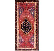 Link to 3' 10 x 8' 3 Hamedan Persian Runner Rug