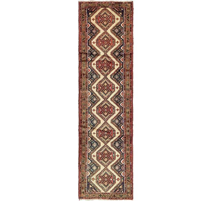 2' 7 x 9' 5 Chenar Persian Runner Rug