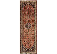 Link to 3' 4 x 10' 3 Hossainabad Persian Runner Rug