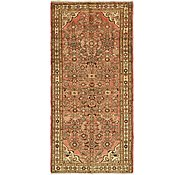 Link to 3' 6 x 7' 8 Hossainabad Persian Runner Rug