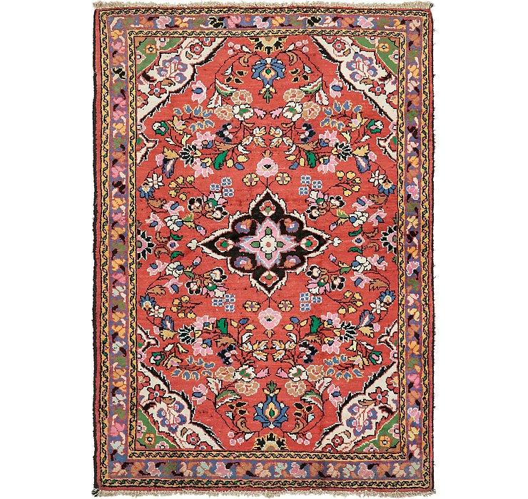 4' 4 x 6' 6 Ferdos Persian Rug