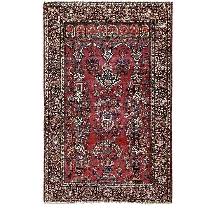 4' 1 x 6' 1 Aran Persian Rug