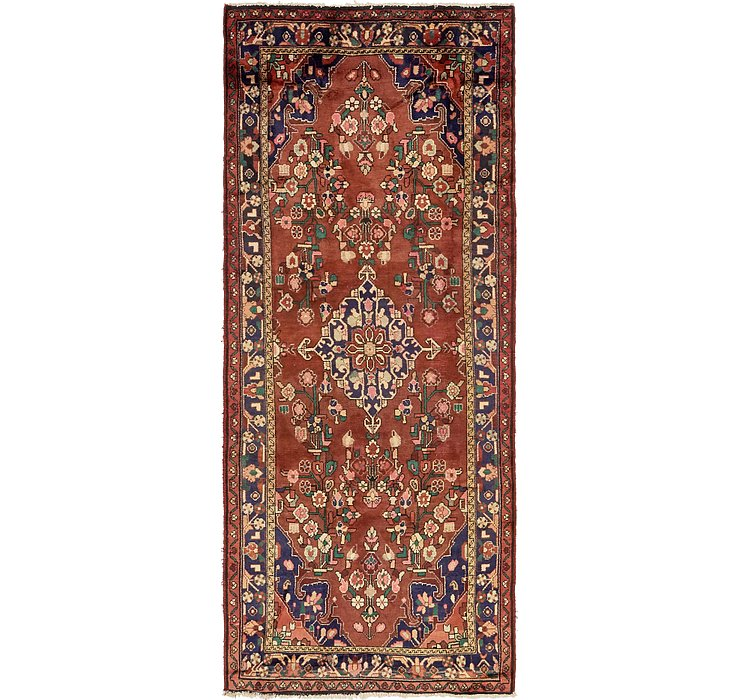 4' x 10' 4 Hamedan Persian Runner ...