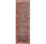 Link to 100cm x 300cm Hossainabad Persian Runner Rug