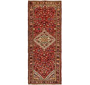 Link to 3' 6 x 9' 2 Hossainabad Persian Runner Rug