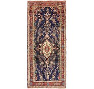 Link to 3' 9 x 8' 5 Hamedan Persian Runner Rug