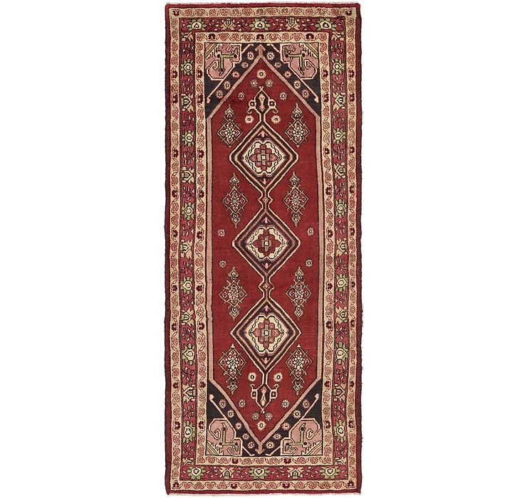 3' 6 x 9' Khamseh Persian Runner ...