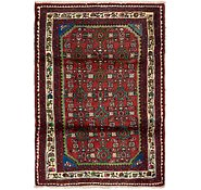 Link to 3' 2 x 4' 8 Hossainabad Persian Rug