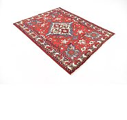 Link to 5' x 6' 5 Shiraz Persian Rug