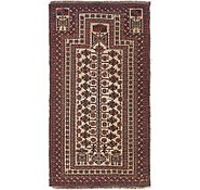 Link to 3' 1 x 5' 5 Balouch Persian Rug