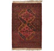 Link to 2' 8 x 4' 1 Afghan Ersari Oriental Rug