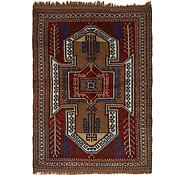 Link to 5' x 6' 9 Shiraz Persian Rug
