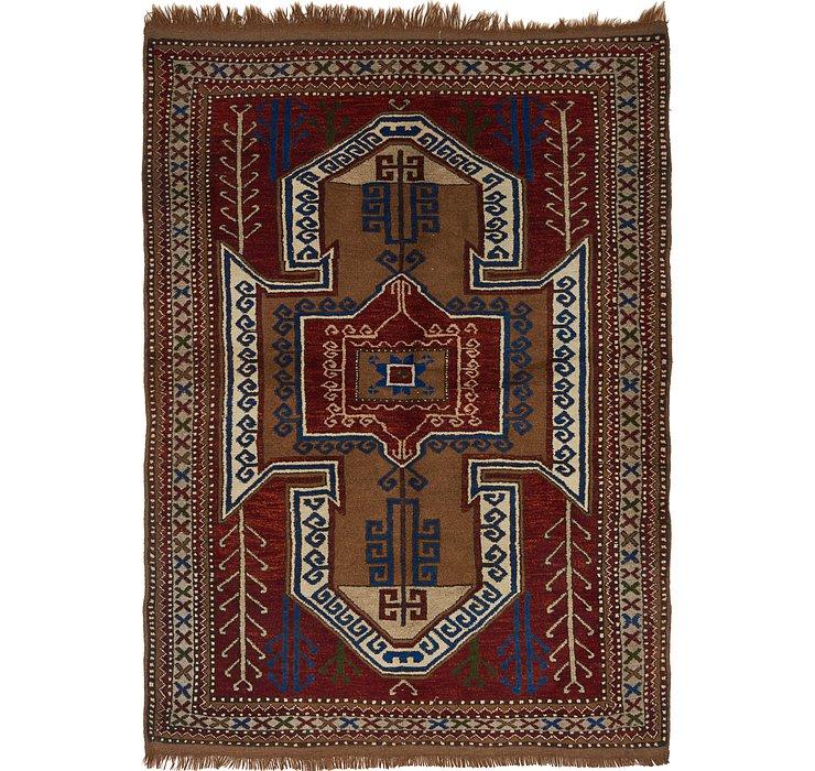 5' x 6' 9 Shiraz Persian Rug