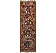 Link to 3' 7 x 11' 10 Shiraz Persian Runner Rug
