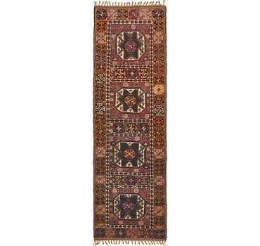 109x361 Shiraz Rug