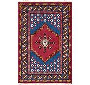 Link to 3' 9 x 5' 7 Kars Oriental Rug