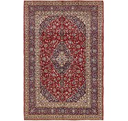 Link to 8' 2 x 12' 4 Kashan Persian Rug