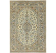 Link to 8' x 11' 8 Kashan Persian Rug