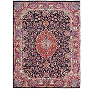 Link to 9' 7 x 12' 3 Kashmar Persian Rug