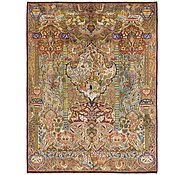 Link to 9' 8 x 12' 8 Kashmar Persian Rug