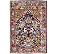 Link to 3' 4 x 5' Sarough Persian Rug