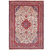 Link to 3' 6 x 5' Roodbar Persian Rug