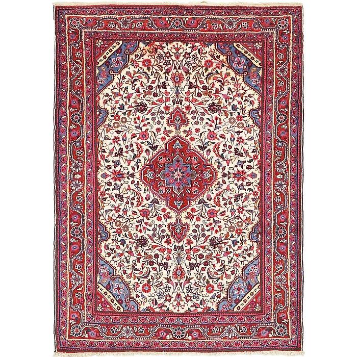 3' 6 x 5' Roodbar Persian Rug