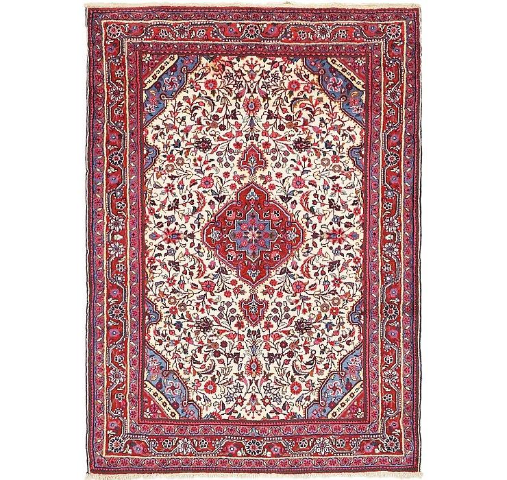 107cm x 152cm Roodbar Persian Rug
