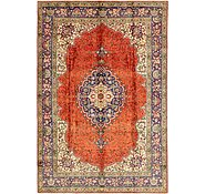 Link to 7' 10 x 11' 9 Tabriz Persian Rug