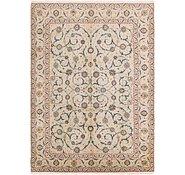 Link to 10' x 13' 8 Kashan Persian Rug