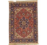 Link to 4' 5 x 6' 6 Mashad Persian Rug