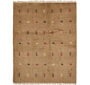 Link to 4' 11 x 6' 4 Shiraz-Gabbeh Persian Rug