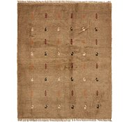 Link to 5' 1 x 6' 3 Shiraz-Gabbeh Persian Rug