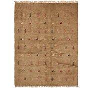 Link to 4' 10 x 6' 3 Shiraz-Gabbeh Persian Rug