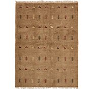 Link to 4' 9 x 6' 4 Shiraz-Gabbeh Persian Rug