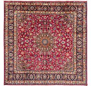 Link to 9' 6 x 9' 8 Kashmar Persian Square Rug