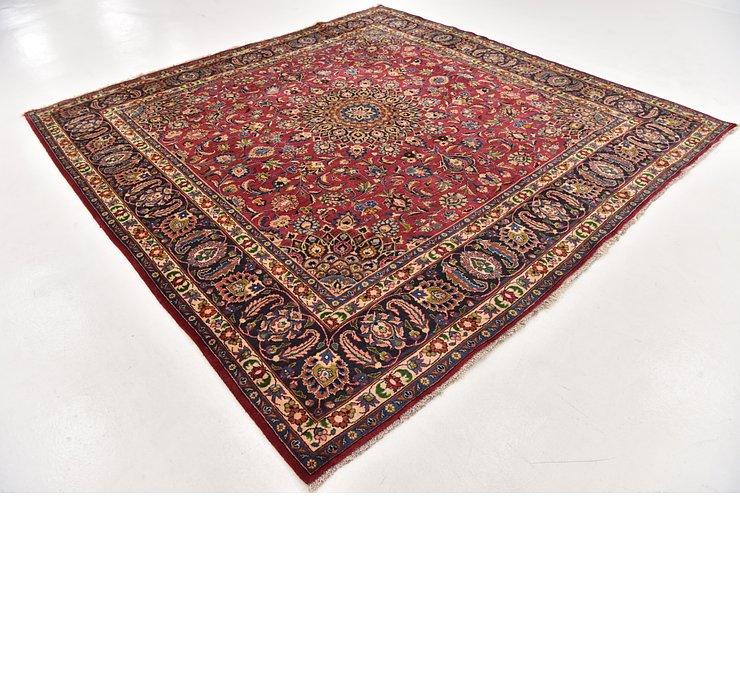 9' 6 x 9' 8 Kashmar Persian Square ...
