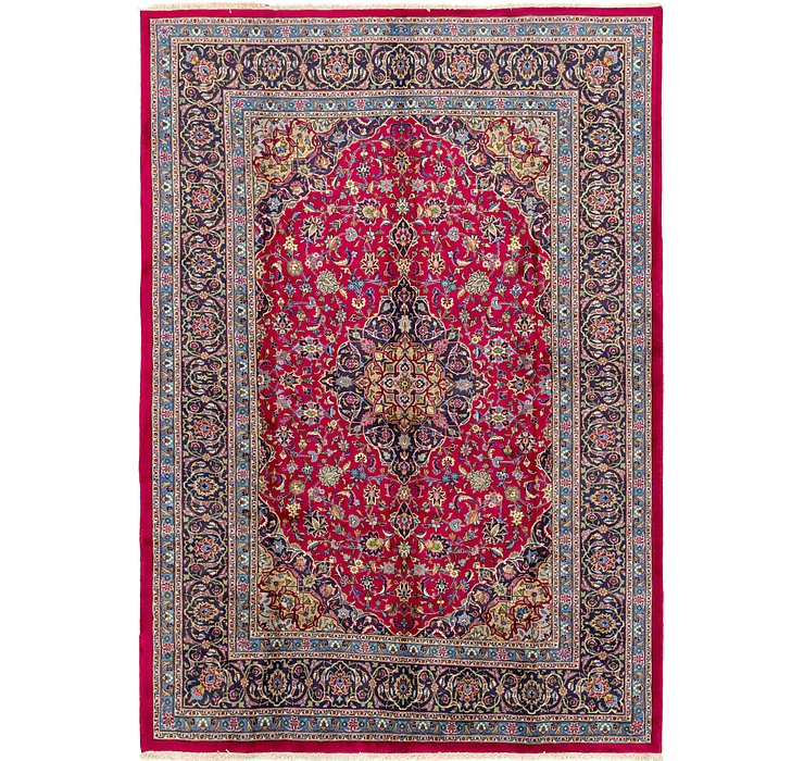 8' 2 x 11' 8 Mashad Persian Rug
