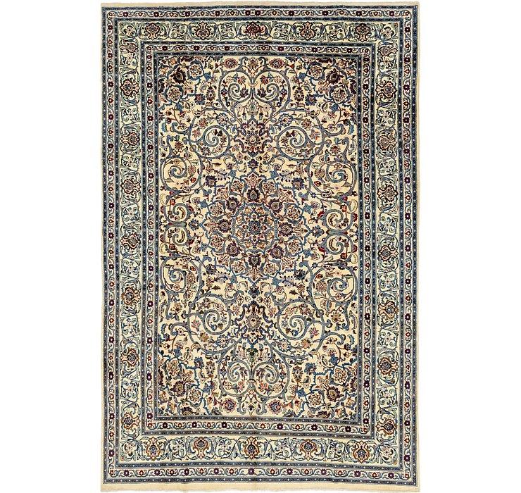 8' x 12' 2 Kashmar Persian Rug