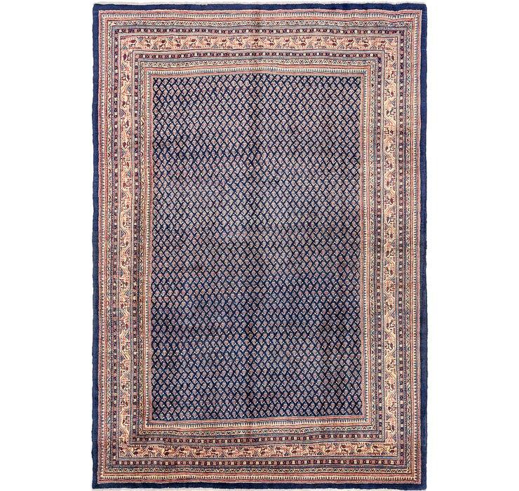 7' 8 x 11' Botemir Persian Rug