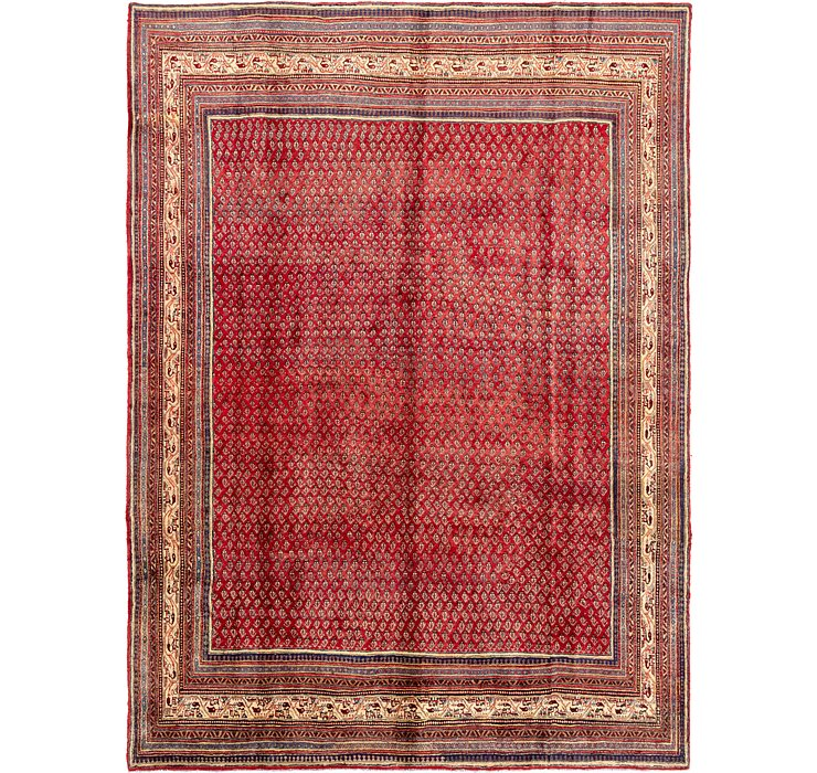 8' 5 x 11' 6 Botemir Persian Rug