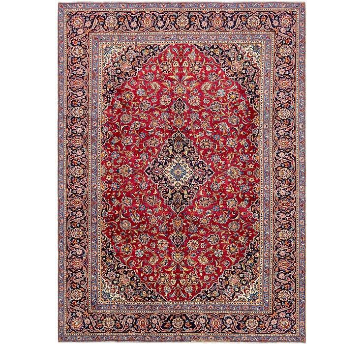 8' 4 x 11' 5 Kashan Persian Rug