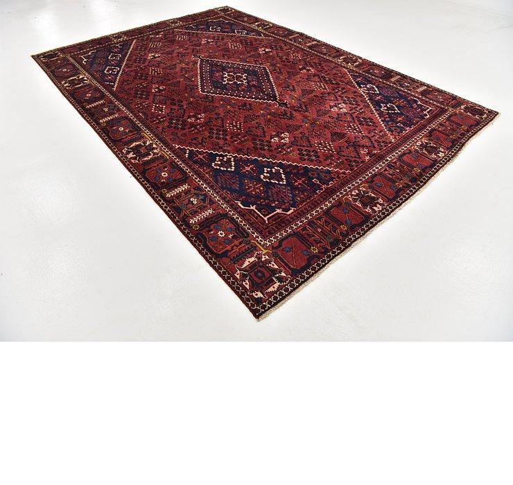 HandKnotted 7' 9 x 11' Joshaghan Persian Rug