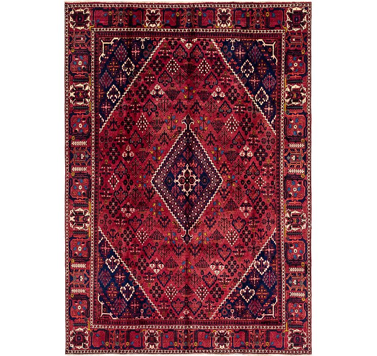 7' 9 x 11' Joshaghan Persian Rug