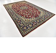 Link to 8' 2 x 12' 4 Isfahan Persian Rug