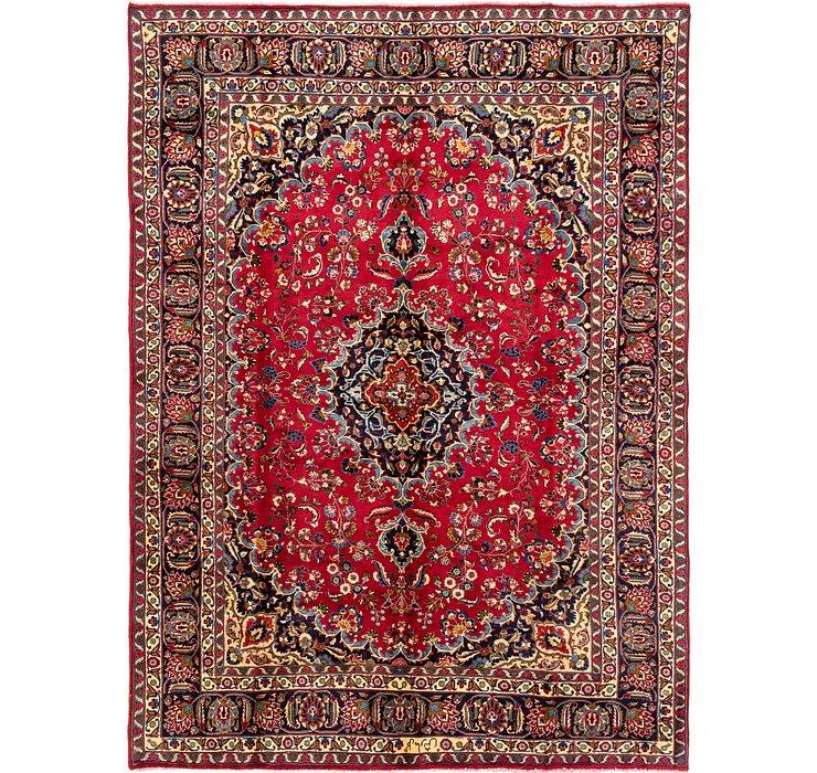 7' 9 x 10' 9 Mashad Persian Rug