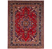 Link to 8' 4 x 11' Mashad Persian Rug