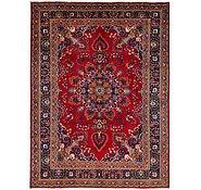 Link to 8' 4 x 11' Mashad Persian Rug