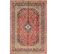 Link to 8' 2 x 11' 9 Kashan Persian Rug