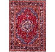 Link to 8' x 11' Mashad Persian Rug